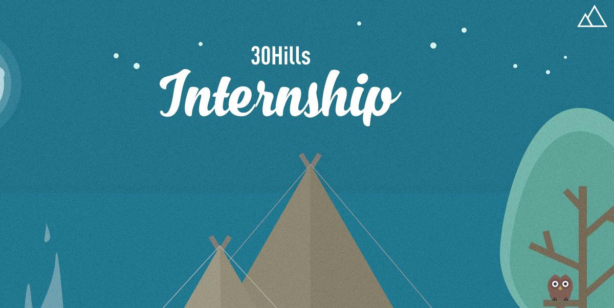 30hills internship